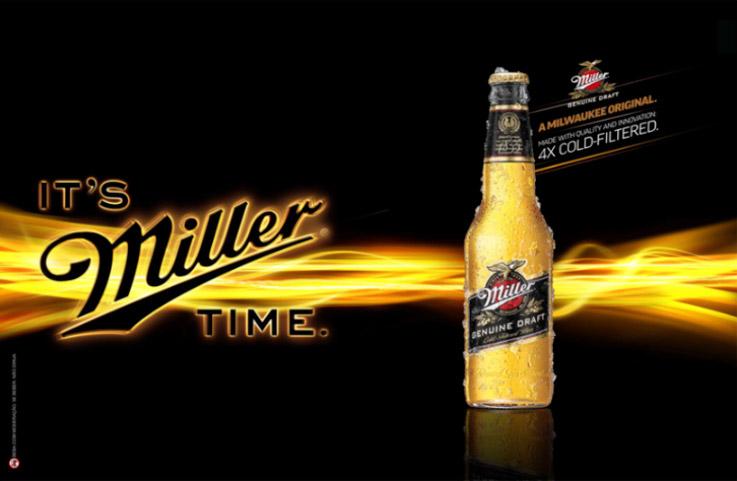 Miller - Anúncio Página Dupla