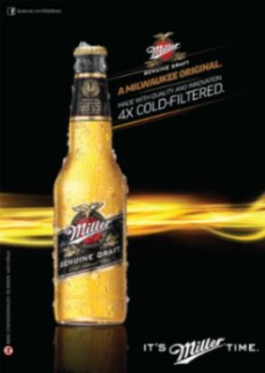 Miller - Anúncio Simples