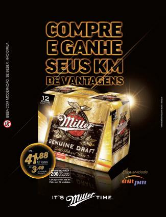 Miller - Anúncio Varejo